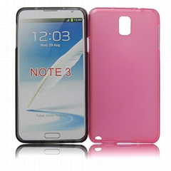 samsung galaxy note 3 frosted tpu case