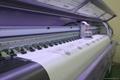Polyester waterproof non-woven artist inkjet print fabric-silk 3