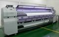 Polyester waterproof non-woven artist inkjet print fabric-rolling 3