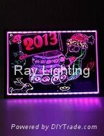 Ray Lighting RA4030 Mitsubishi hardened acrylic Led writing board