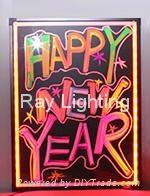 Ray Lighting RA7050 Mitsubishi hardened acrylic Led writing board