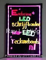 Ray Lighting RA10080 Mitsubishi hardened acrylic Led writing board