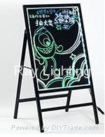 Ray Lighting RLAA10053 Aluminum integrated series Led writing board