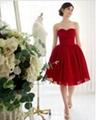 2013 Red Wedding Dress Wholesale 2