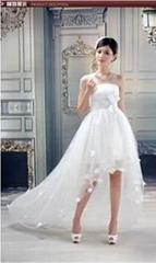 Bridal Dress Dimond Wedding Dress Top Quality for Wholesale