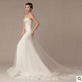 Bridal Dress Dimond Wedding Dress Top Quality for Wholesale 2