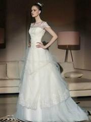 Popular wedding Dress