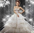 2013 wedding Dress bridal dress 1