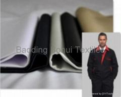 T/C printed twill fabric