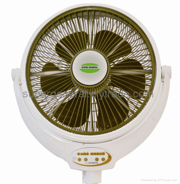 14''stand fan with wind 2