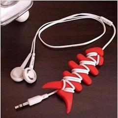 Fishbone winding device