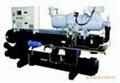 工業餘熱型水源熱泵
