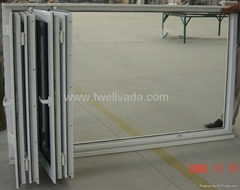 PVC Bi-Fold windows
