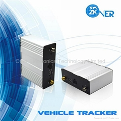 GPS Vehicle Tracker Tracking In Real Time Secure Car Anti Theft