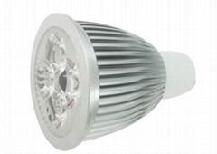HGP-MR16/GU10-3W spotlight