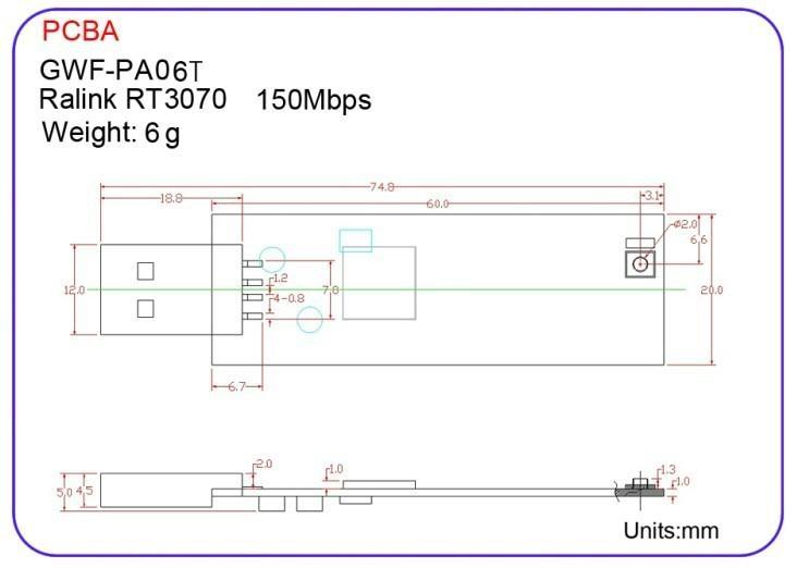 RT5070 High Power Wireless USB Adapter 3