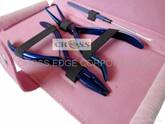 Hair Extensions 3 Piece Tools Kit