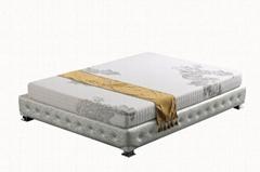 memory foam bonnel spring mattress for sale