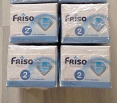 Friso Growth 5 Milk Powder Dutch Baby formula