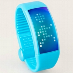 2014 newest touch screen watch usb flash drive with personalized  LOGO