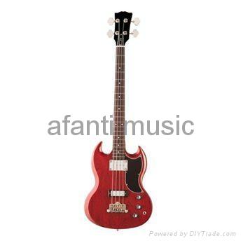 SG Bass Guitar 1