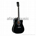 "Acoustic Guitar 41"" with EQ"
