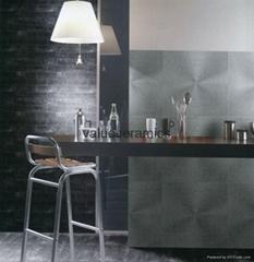 rustic metal tile