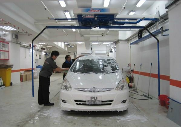Brushless Car Wash >> Risense Automatic Car Wash System CH-200 (China Manufacturer) - Auto Repair Tools - Car ...