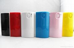 5000mAh Rechargeable Mobile Power Bank Battery USB Powerbank