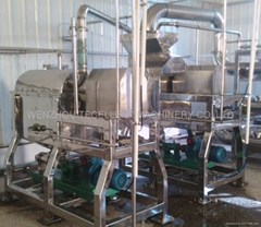 Jujube Juice Concentrate Production Line