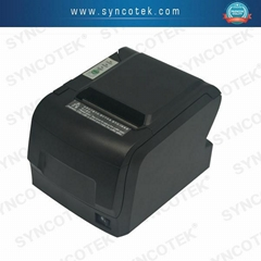 Thermal pos printer 80mm with auto cutter support android