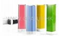 Lip gloss mobile power supply  2200Mah 2