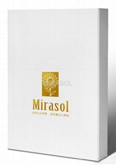 Mirasol Tianshan snow lotus Bio-Cellulose Mask