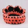 Cute Pet Dog House Bed Nest Puppy Cat Soft Beds Plush Warm Luxury House Kennel P 1