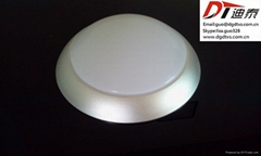Newest PMMA LED plastic light cover