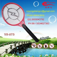 factory low price hot sale rechargeable electric mosquito racket bat