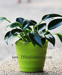 Melamine flower pot
