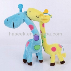 Cute Plush Toys Giraffe With Variety Designs