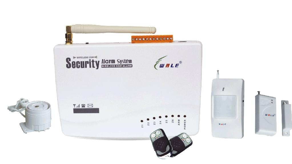 GSM Alarm System |HOT Seller ! TOP Quality Auto Dial GSM Alarm System \ Alarm co 1