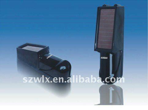 Solar Wireless Outdoor Beam Sensor for door and window 1