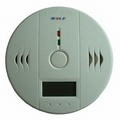 LCD Screen CO Gas Detector carbon monoxide detector 1