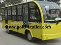 Electrical Bus Electric Vehicle