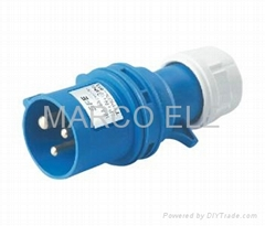 Cee Industrial plug socket IP44