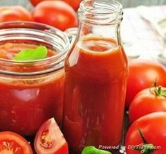 cold tomato paste