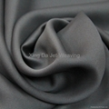 solid dyed blackout curtain fabric