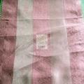 stripe suede blackout curtain fabric