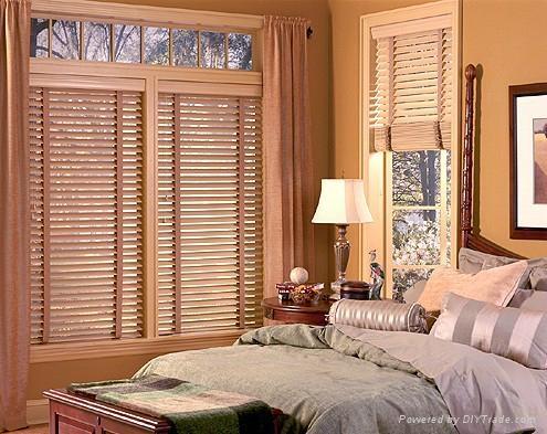 wood venetian blind 2
