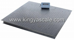 Electronic floor scales, digital floor scales