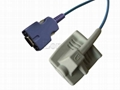 Compatible Nellcor 14 pin reusable spo2