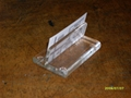 acrylic name card holder and pen holder